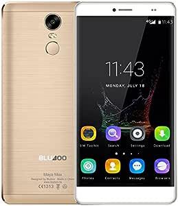Bluboo Maya MAX - 4G Smartphone Libre Android 6.0 (6.0
