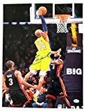 Kobe Bryant Los Angeles Lakers Signed Autographed 11 x 14 Photo