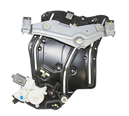 ACDelco 20774593 GM Original Equipment Passenger Side Power Quarter Window Regulator and Motor - Motor Window Quarter