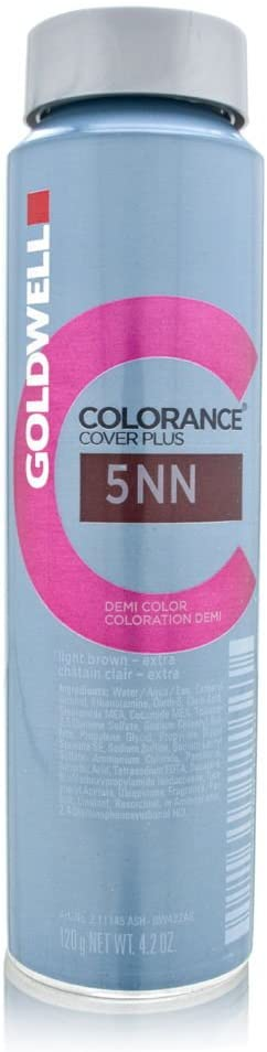 Goldwell Colorance Demi Color Coloration (Can) 5NN Light Brown - Extra by Goldwell