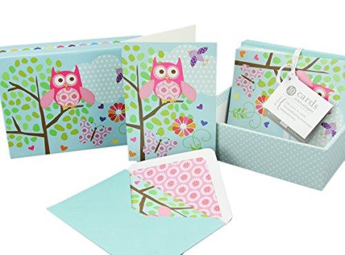 Blank Inside Matching Envelopes Keepsake