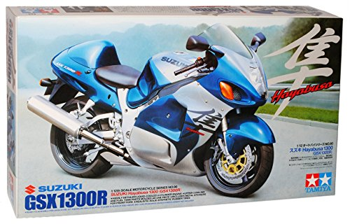 Suzuki Gsx 1300r 1300 R Hayabusa StrassenveRSion 1998 Gsx1300r Gsx1300 Bausatz Kit 1/12 Tamiya Modellmotorrad Modell Motorrad