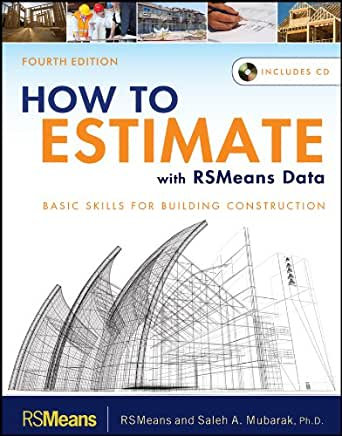 How To Estimate With Rsmeans Data Basic Skills For