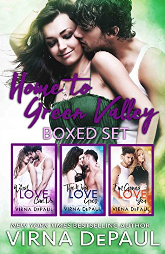 Home To Green Valley Boxed Set: Books 1-3, O'Neill Brothers]()
