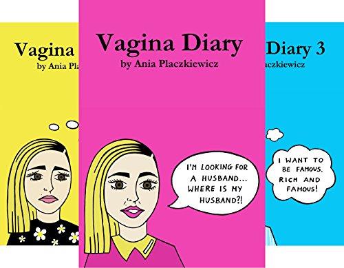 Vagina Diary (4 Book Series)