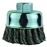 2 3/4'' × 5/8''-11-0.020'' Wire - Cup Brush (Pack of 5)