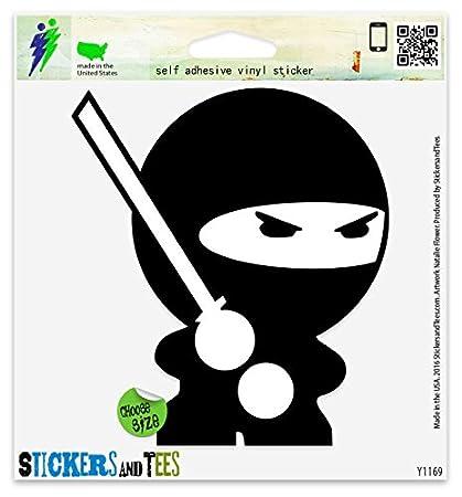 Amazon.com: Ninja JDM Vinyl Sticker Small Window Bumper ...