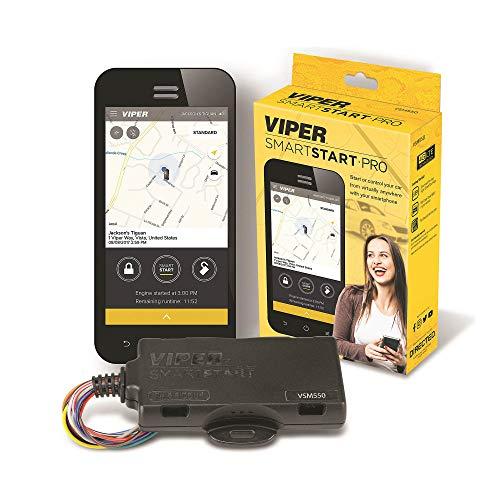 Viper VSM550 SmartStart Pro Module - Start Your Car from Virtually Anywhere!
