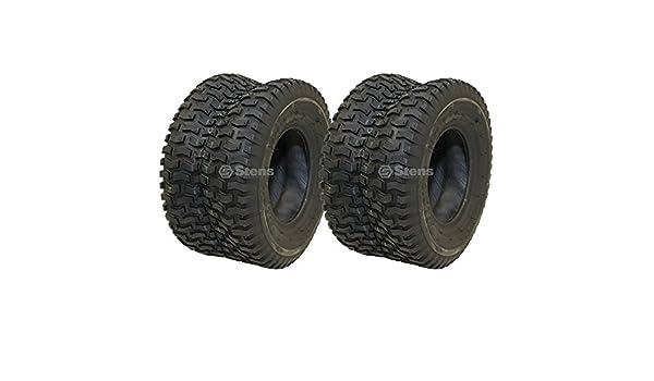 Stens 2 Neumáticos Kenda 13 x 6.50 - 6 IR carro de golf de césped ...