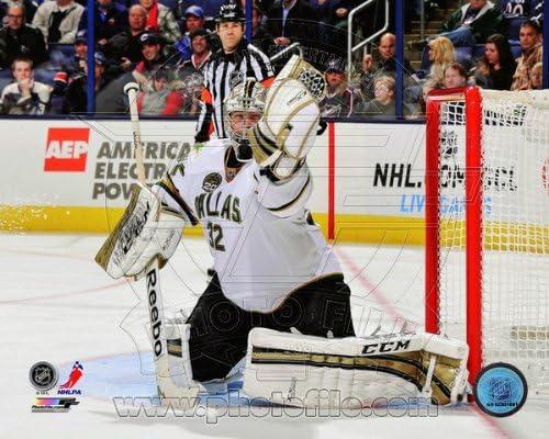 NHL Kari Lehtonen Dallas Stars 2013 Action Photo 8x10#1