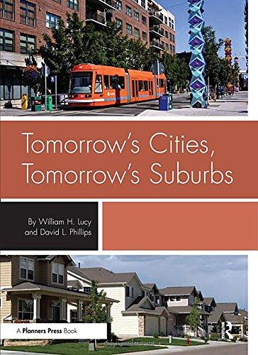 Tomorrow's Cities, Tomorrow's Suburbs