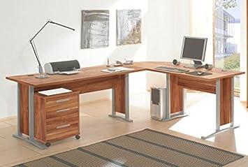 Scrivania Angolo Computer : Scrivania angolare legno scrivania angolo computer