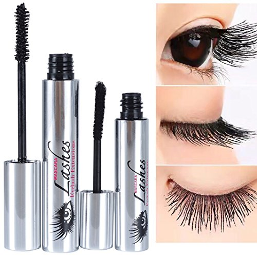 Professional Silk (4D Silk Fiber Lash Mascara - iMethod Professional Waterproof 4D Eyelash Mascara for Crazy Long Lashes)