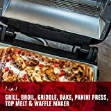George Foreman GBR5750SRDQ Grill & Broil 7-in-1