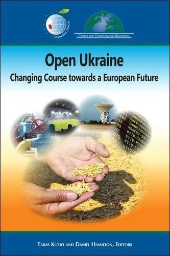 Download Open Ukraine in the Transatlantic Space: Recommendations for Action PDF