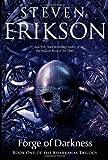 """""""Forge of Darkness (Kharkanas Trilogy)"""" av Steven Erikson"""