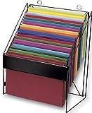 EGP Tissue Paper Rack Black 23 x 15 x 31 1/4''