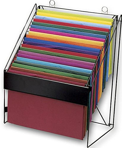 EGP Tissue Paper Rack Black 23 x 15 x 31 1/4'' by EGPChecks