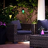 OPLON Solar LED Garden Light Colorful Lawn Yard