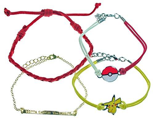 Pokemon Pikachu Arm Party Bracelet Set ()