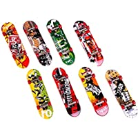 ANAB GI 1Pc Mini Skateboard Finger Board Skate Boarding Kit Pay with Finger only Very Small