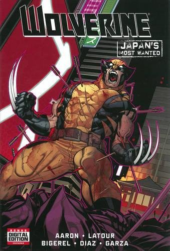 Japan/'s Most Wanted Hardcover New /& Sealed HC Wolverine