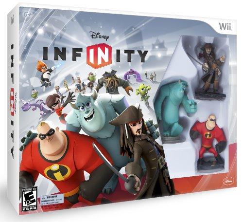 DISNEY INFINITY Starter Pack Wii by Disney Interactive Studios