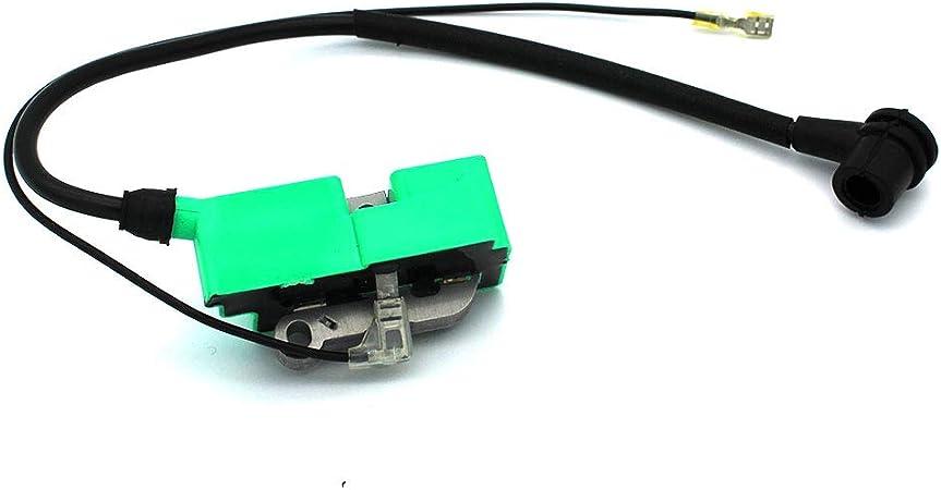 Zündkerze Zündspule passend Husqvarna Partner K750 K760 inkl