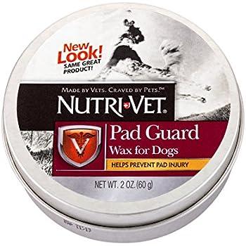Amazon.com: Cera protectora Paw Defense para patas de ...