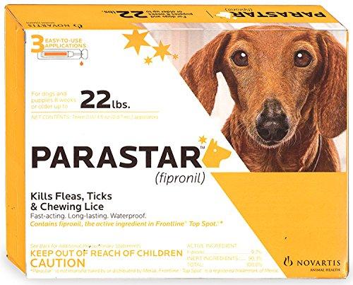 novartis-parastar-3pk-flea-and-tick-control-for-dogs-under-22lbs-orange
