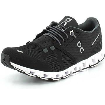 On Running Cloud Men's Shoes Black/White
