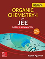 Chemistry Module IV- Organic Chemistry I For JEE Front Cover