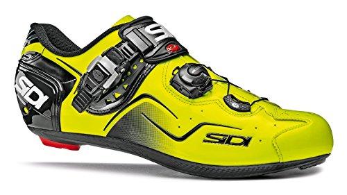 Fluo Shoes Sidi Kaos Yellow Road 8qBBXT