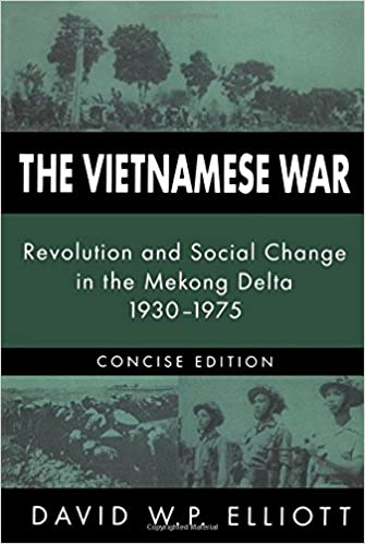 The Vietnamese War: Revolution and Social Change in the Mekong Delta, 1930-1975 (Pacific Basin Institute Book)