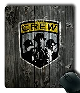 Columbus Crew Wood Customized Rectangle Mouse Pad,Gaming Mouse Pad