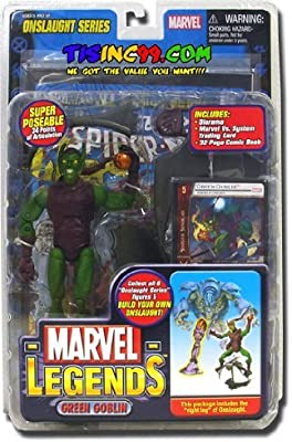 Marvel Legends 6 Action Figures Series 13: Green Goblin by ...