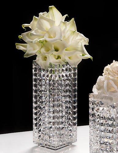 Waterford Kylie 12'' Vase - Clear