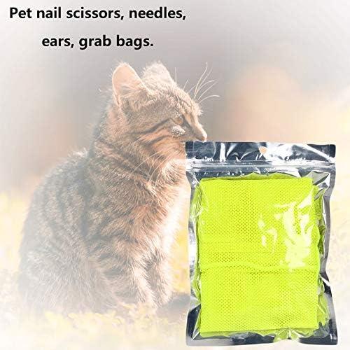 メッシュ猫グルーミングバスバッグ猫調節可能な洗浄バッグペット入浴ネイルトリミング注入アンチスクラッチバイト拘束