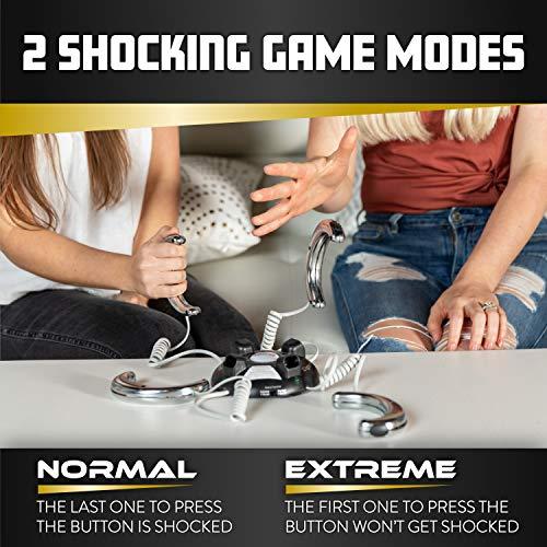 Lightning Reaction Reloaded - Shocking Game