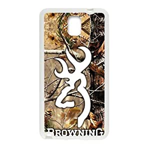 Browning Fashion Comstom Plastic case cover For Samsung Galaxy Note3
