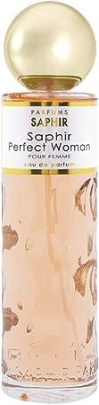 Comprar PARFUMS SAPHIR Perfect Woman - Eau de Parfum con vaporizador para Mujer - 200 ml