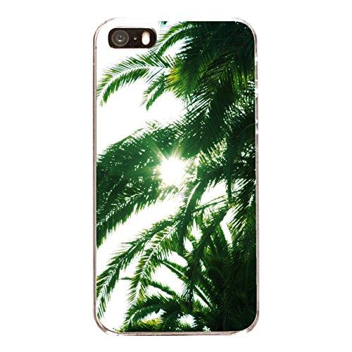"""Disagu Design Case Coque pour Apple iPhone 5s Housse etui coque pochette """"Palmschattenspiel"""""""