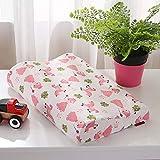 Child Memory Foam Pillow - Contour Pillow -for Kids