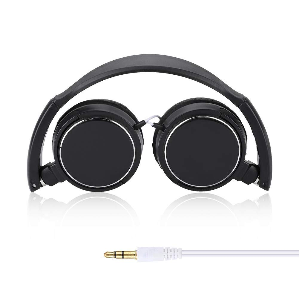 Foldable Headphone,Compact Bluetooth Wired Headset Stereo HiFi Music Headphone Support TF Card