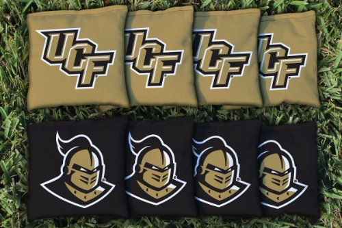 UPC 649684196403, NCAA University of Central Florida Unisex 14263Cornhole Bag Set (Corn Filled), Multicolor, One Size