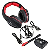 Wireless Optical USB Gaming Headset for PS4 PS3