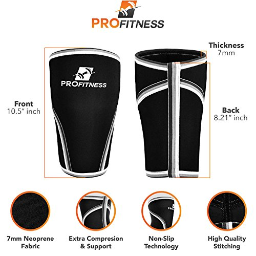 Buy knee support for weightlifting