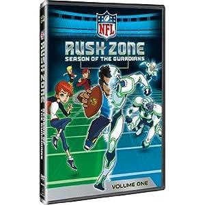 NFL Rush Zone: Season of the Guardians: Volume 1 (2013)