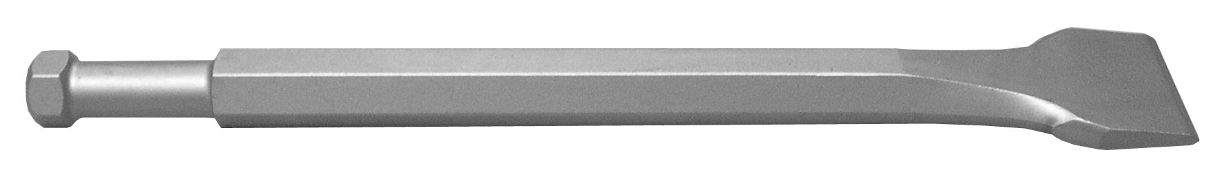 Champion Chisel, Hilti 805/905 Style Shank - 7/8-Inch Hex Steel, 14-Inch Long by 2-Inch Wide Chisel. Designed for use in the following TE models - 1000-AVR, 1500-AVR, 805, 905, 905-AVR, 906-AVR. by Champion Chisel Works