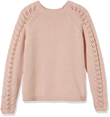 Kid Nation Girls' Pullover Long Sleeve Crewneck Girls Fashion Cute Sweatshirts Holiday Sweater